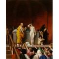 Пазар на роби в Рим – 1867