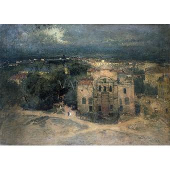 Църквата Св. София – 1909