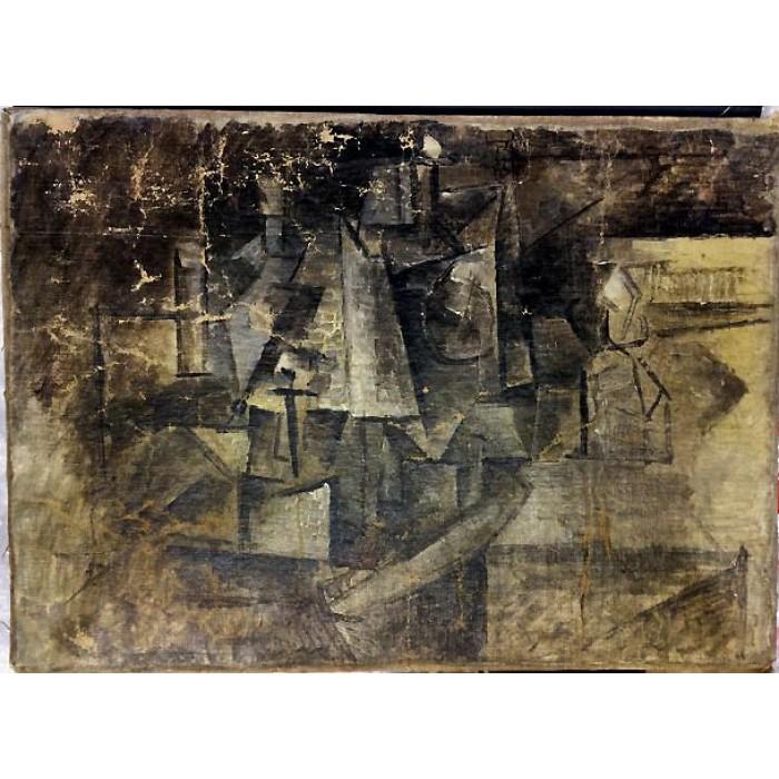 05.03.2015 - Открадната преди повече от 10 години картина на Пикасо се появи в САЩ