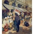 Из Софийския пазар – 1899