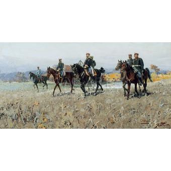 Маневри – 1899