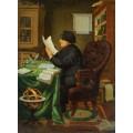 Портрет на д-р Петър Берон към - 1885-1886