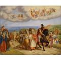 Аспарух на път към Дунава – 1867-1870