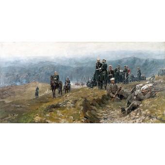 Маневри на Шипка – 1904