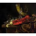 Натюрморт с рог-чаша (1653)