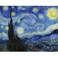 Звездна нощ (1889) РЕПРОДУКЦИИ НА КАРТИНИ