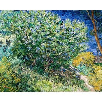 Люляков храст (1889) РЕПРОДУКЦИИ НА КАРТИНИ