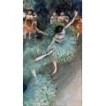 Балерини в зелено (1877)