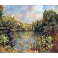 Езерен бряг (1889)