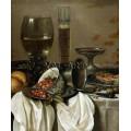 Натюрморт с чаши (1627)