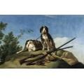 Кучета на каишка (1775)