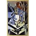Натюрморт с цветя (1923)