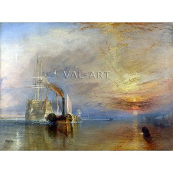 The Fighting Temeraire (1839)