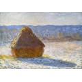 Бали сено в снега (1891)