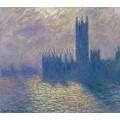 Парламента под буреносни облаци (1903)
