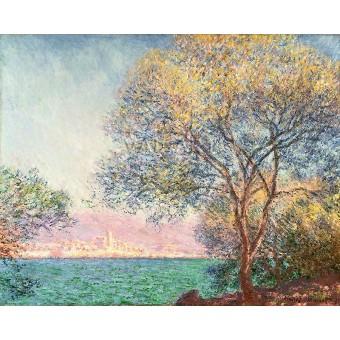 Утро в Антиб (1888)