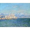 Антиб в следобедното слънце (1888)