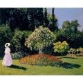 В градината (1866)