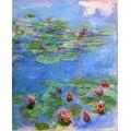 Червени водни лилии (1908)