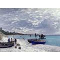 Плажът на Сейнт-Андрес (1867)