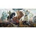 Четирите конника на Апокалипсиса (1887)